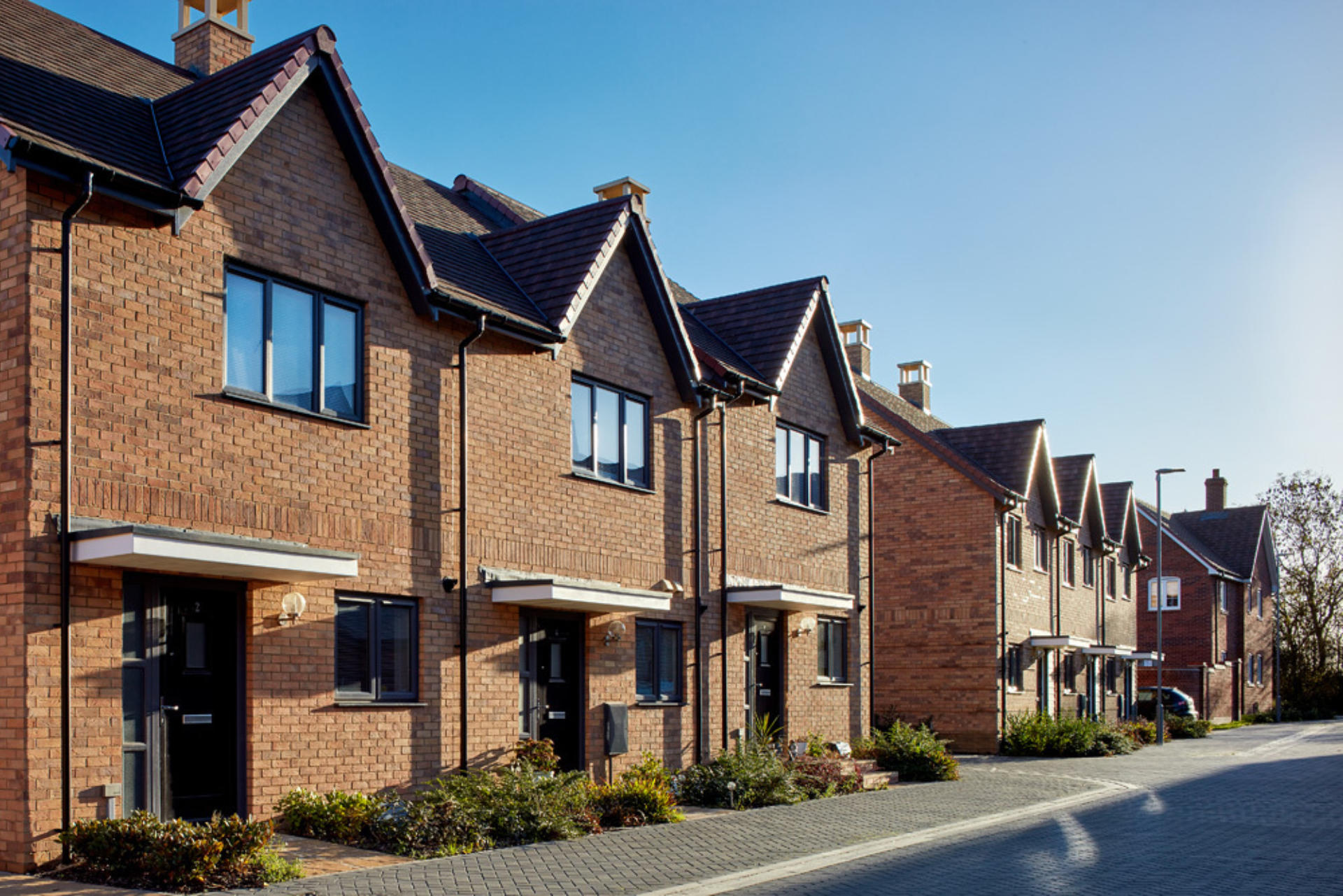 new build homes in Milton Keynes