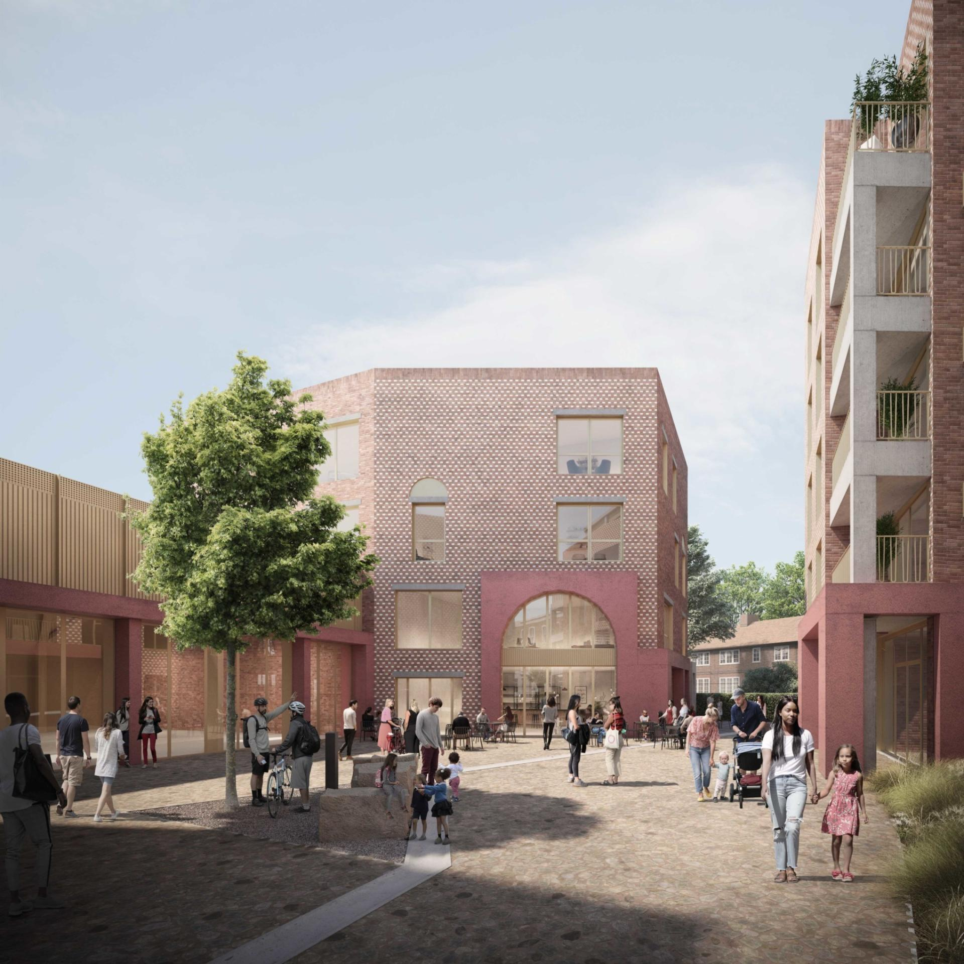 ​The London Borough of Camden's HNCC scheme