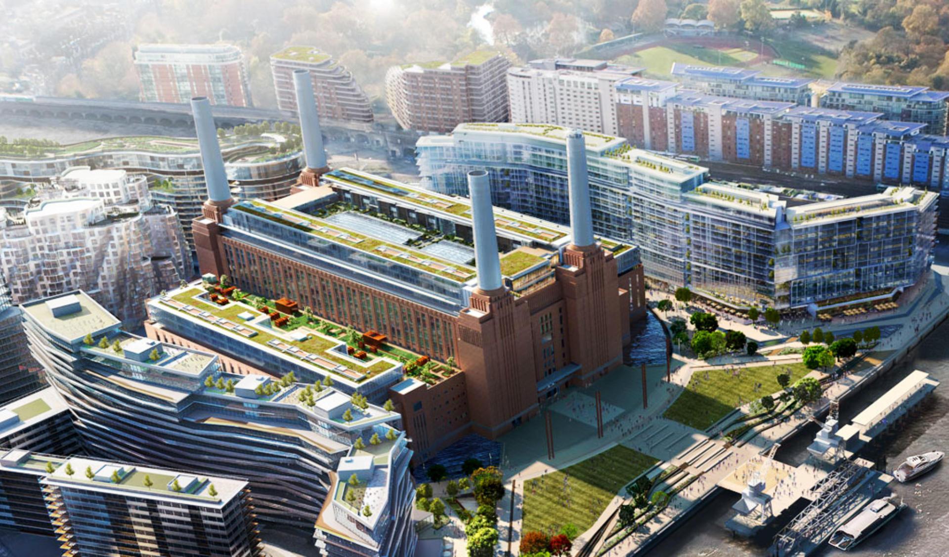 Battersea Power Station | McBains