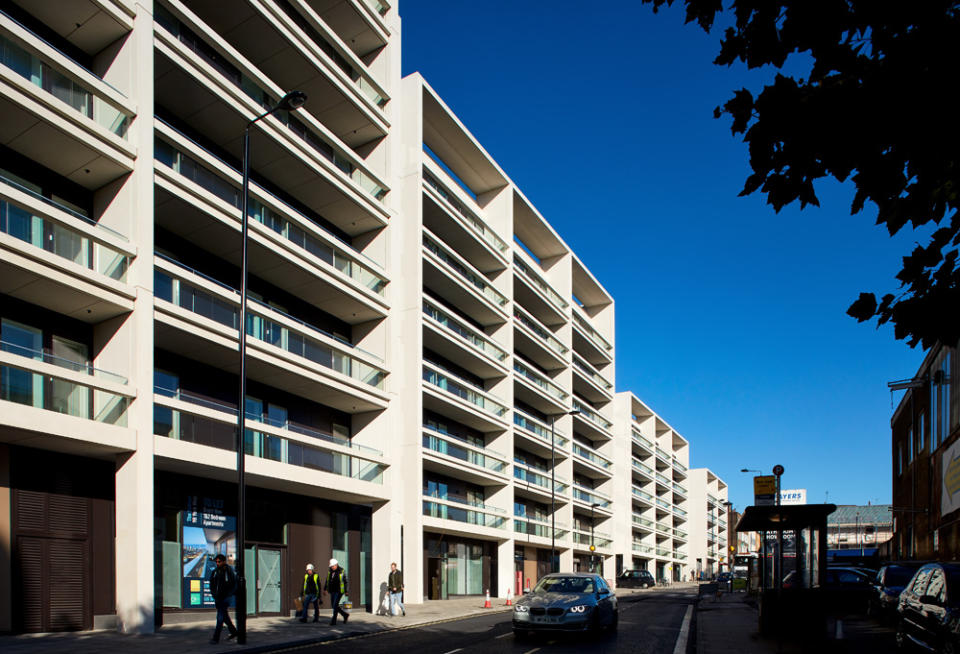 Maiden Lane Estate in the London Borough of Camden