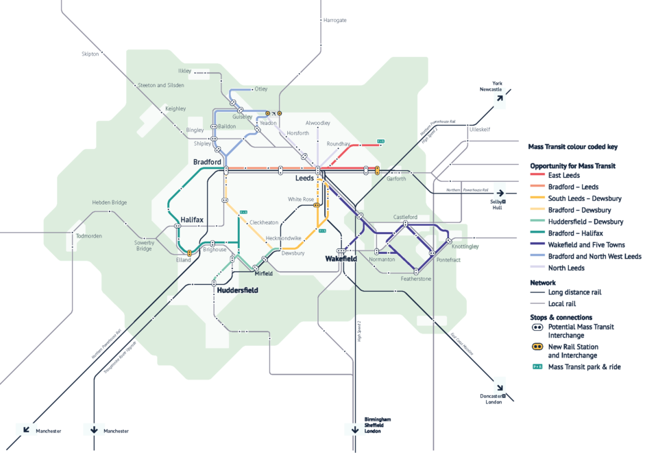 McBains Consortium Appointed to West Yorkshire Mass Transit Programme