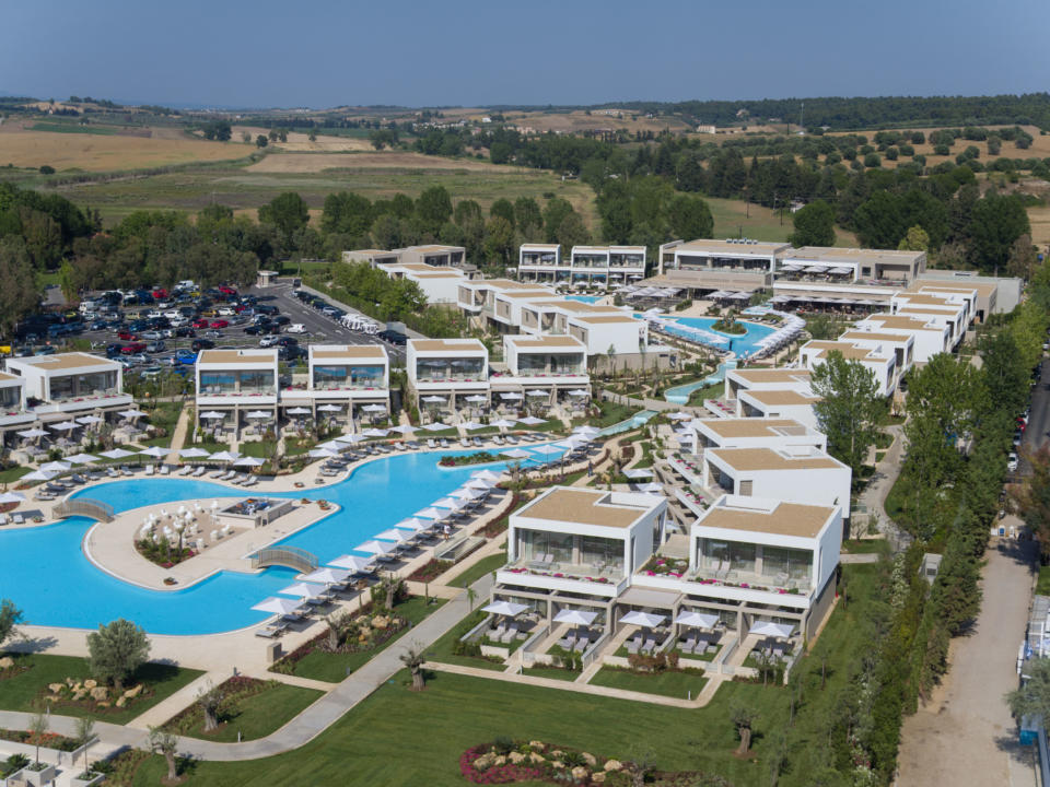 Sani Dunes Resort