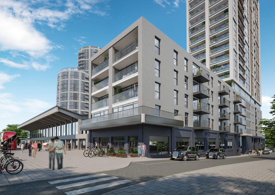 McBains Secures Planning Approval for Major Barking BTR Scheme