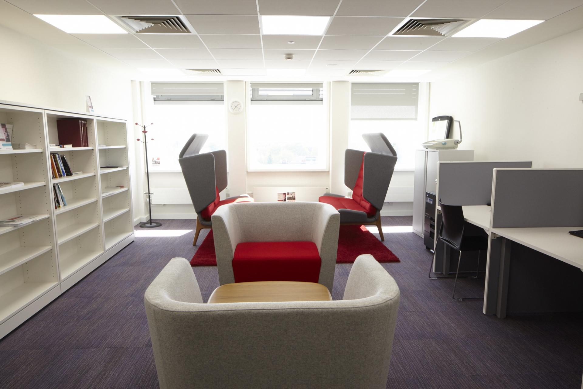 Bsi inspiration day case study kitemark centre tests for Office design regulations uk