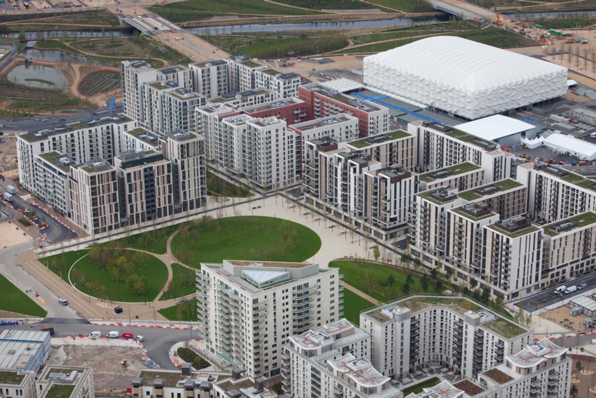 McBains | Olympic Park East Village